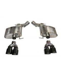 Corsa performance Sport Axle-Back Exhaust 12-17