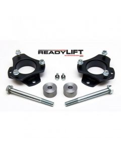 ReadyLift Suspension 2.25in Front Strut Spacer Leveling Kit w/ Diff Drop Spacer 05-18 Toyota Tacoma